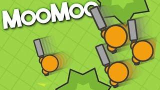 ME vs THE WORLD - Moomoo.io Gameplay