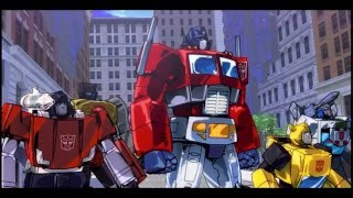 Transformers Devastation: The Movie (Arranged soundtrack and score from The 1986 animated movie) width=