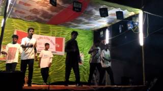 Tera mera ek badani  sukumar napara stage dance