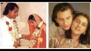 getlinkyoutube.com-Why Saif-Amrita Kept Their Marriage A Secret? - BT