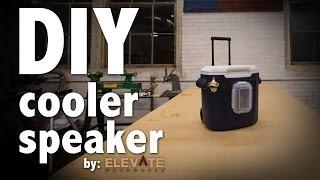 Cooler Stereo DIY!