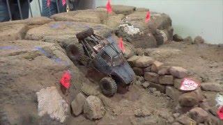 RC Rock Crawling w/ winch Scale Trials | Mortorama 2016