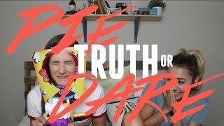 getlinkyoutube.com-PIE FACE, TRUTH OR DARE!?