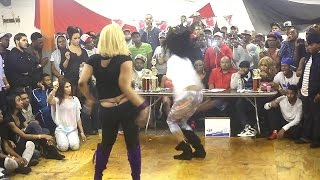 getlinkyoutube.com-FEMININE DESTRUCTION VS SKITTLES @ FIRST FRIDAY 3/2012