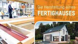 getlinkyoutube.com-So entsteht ein Fertighaus bei FingerHaus - Die Fertigung