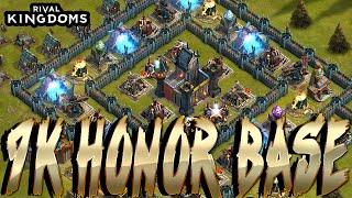 getlinkyoutube.com-★ Rival Kingdoms: 7K Honor Base Review