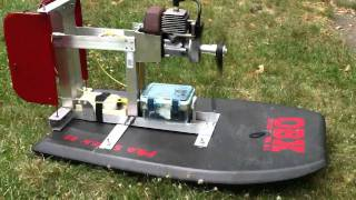 getlinkyoutube.com-Boogie board airboat engine start