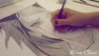 getlinkyoutube.com-°My first speed drawing°~ Itachi Uchiha
