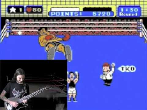 Mike Tyson's Punchout Meets Metal