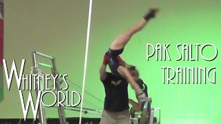getlinkyoutube.com-Pak Salto Training | Whitney on Bars