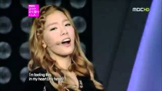 getlinkyoutube.com-SNSD - The Boys (English Ver.) (Special live without YUL and YOONG) @ MBC SM Town World Tour LA