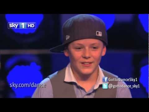 Got To Dance series 3: Sam Audition - sky.com/dance