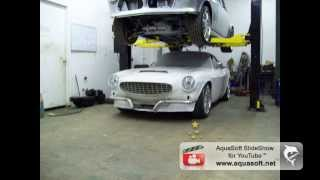 getlinkyoutube.com-(Project Changling) Volvo P1800 Pro-Touring Build (Vox Rendition Themed Body Styling)