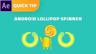 getlinkyoutube.com-Android Lollipop loading animation - After Effects tutorial [Quick and Easy]