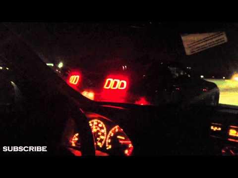Infiniti G35 Sedan vs 2013 Mustang V6 Quick pulls