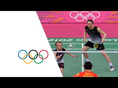 Badminton Men's Doubles Gold Medal Match - China v Denmark Replay - London 2012 Olympic Games