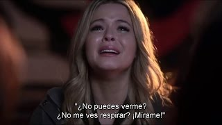 "getlinkyoutube.com-PLL - Alison Dilaurentis in that crazy night Flashback SUBTITULADO 4x24 ""A"" is For Answers"