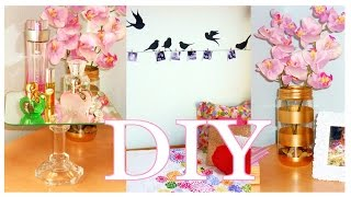 getlinkyoutube.com-DIY ROOM DECOR ❤ Cheap & cute projects | LOW COST ideas!!