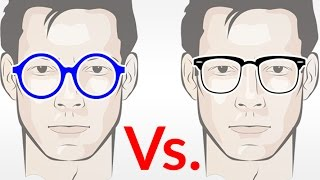 5 Tips To Look AWESOME Wearing Glasses | The BEST Eyeglasses For Men