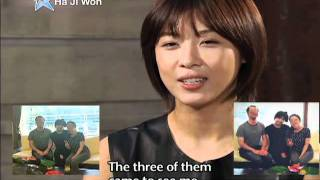 getlinkyoutube.com-[Star Date] Ha Ji-won, Korea's ultimate female warrior!