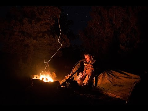 Kodiak Canvas Swag Tent Camping and Shooting