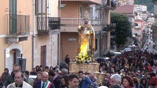 """Momenti della processione """"San Nicola"""" - Gioiosa Marea 2017 - www.canalesicilia.it"""