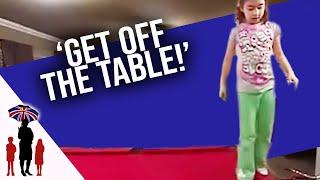 getlinkyoutube.com-The George Family Need Help - Supernanny US