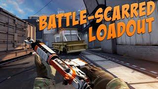 getlinkyoutube.com-CS:GO - The Battle-Scarred Loadout