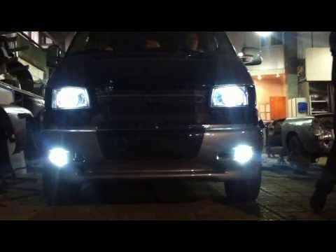 VW T4 Osram LEDriving FOG - Кузовная студия 31