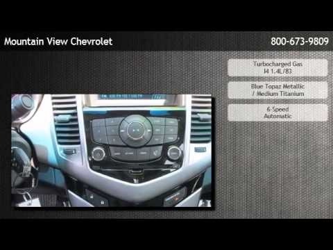 2012 Chevrolet Cruze LT  - Rancho Cucamonga