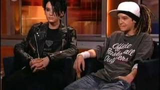 getlinkyoutube.com-Tokio Hotel interview Johannes B. Kerner 19.10.2005