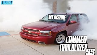 getlinkyoutube.com-10 Insane Cammed Trailblazer SS SUV / Truck !!!!!