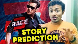 RACE 3 STORY PREDICTION | Is Salman Khan A Smuggler Of Arms and Ammunition?