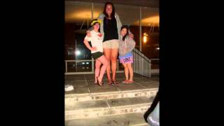 getlinkyoutube.com-Extremely tall beautiful women 3 Strong Girls 2014
