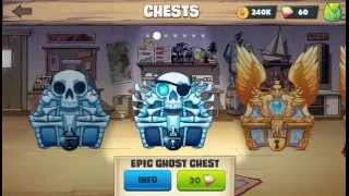 getlinkyoutube.com-Mino Monsters 2 Halloween Event Skull Island (Gameplay, Walkthrough, Cheats, Tips and guides, 뭐시여이게)