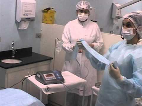 APCD Saúde_Odontologia_Montagem da Mesa Cirúrgica