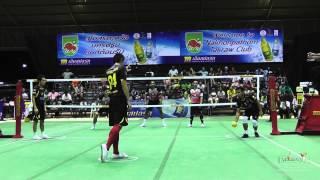 getlinkyoutube.com-Takraw Thailand League 2014 - Nakhon Pathom vs. Ratchaburi (Round 11 Highlights)