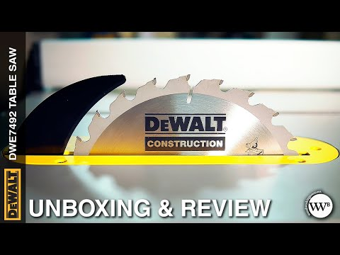 Unboxing and Review of the DWE7492 Youtube Thumbnail