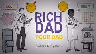 getlinkyoutube.com-HOW TO GET RICH - RICH DAD POOR DAD BY ROBERT KIYOSAKI | Animated Video Audio Book Summary Review