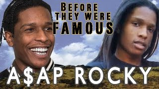 getlinkyoutube.com-ASAP Rocky - Before They Were Famous