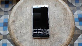 Meet the new BlackBerry KEYone!