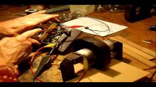 making a 50,000 volt power supply