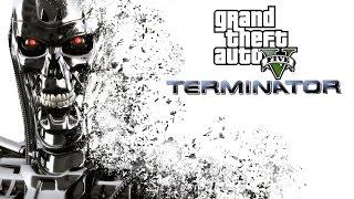 getlinkyoutube.com-GTA V - Terminator (Rockstar Editor Cinematic)