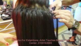 getlinkyoutube.com-تركيب الشعر الطبيعي مستر بيبو0109163669