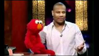The voice of Elmo...definitely not what I expected.