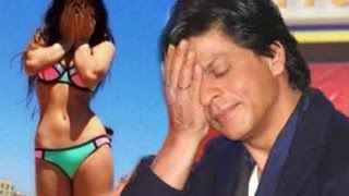 getlinkyoutube.com-Shahrukh Khan Comments On Daughter Suhana Bikini Picture