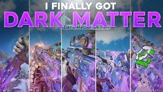I FINALLY GOT DARK MATTER