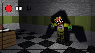 getlinkyoutube.com-FNAF 2 story part 1/3-minecraft animation