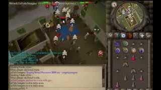 getlinkyoutube.com-Bot luring video | RS 07 | Couple 10m+ loots | #Jack