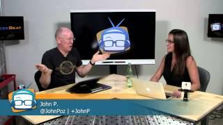 getlinkyoutube.com-Geek Beat Live - September 11 2015 - 250 Mega Pixel iSurface